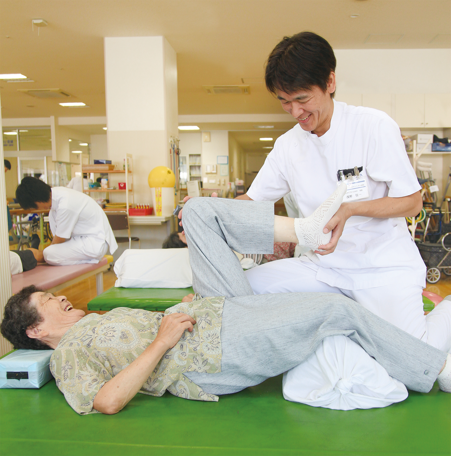 how to become a physiotherapist in japan